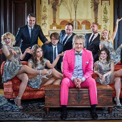 Mr. Rod - The No. 1 Rod Stewart Show - 9 Piece Band - Live in Concert