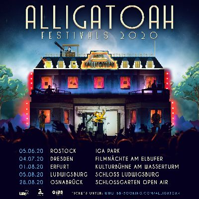 Alligatoah - Wie Zuhause Open Air 2020