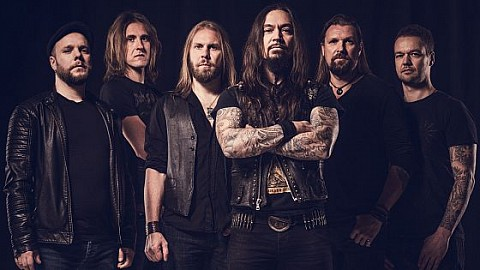 AMORPHIS & SOILWORK Co-Headline Tour 2019