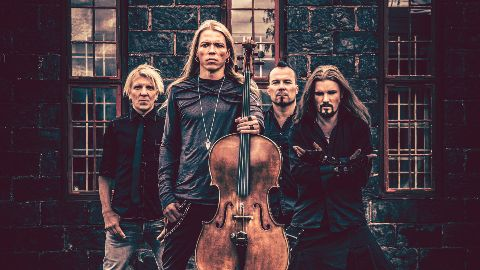 Apocalyptica & Epica - The Epic Apocalypse Tour