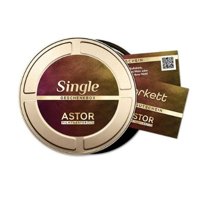 ASTOR Filmtheater - Geschenkbox Single