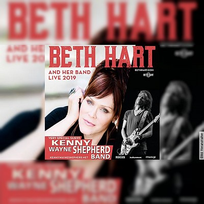 BETH HART AND HER BAND