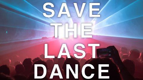 Blauhausparty - Save the last dance!