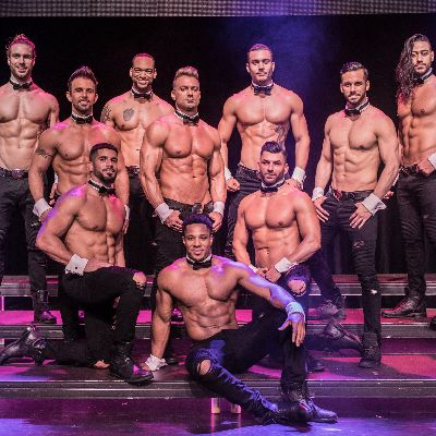 Chippendales 2019: - Let's Misbehave! Tour 2019