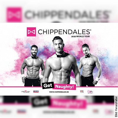 Chippendales 2022: Get Naughty! World Tour
