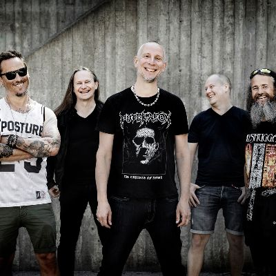 CLAWFINGER - Special Guest: FREEZES DEYNA