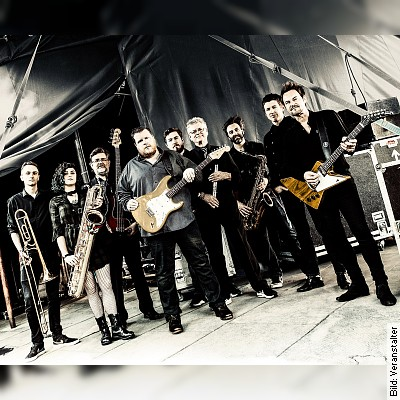 DANNY BRYANT BIGBAND - MEANS OF ESCAPE TOUR 2020