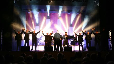 THE 12 TENORS - 12 Jahre Tour