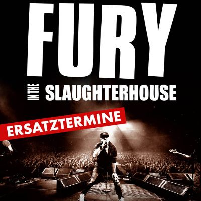 FURY IN THE SLAUGHTERHOUSE - OPEN AIR 2022