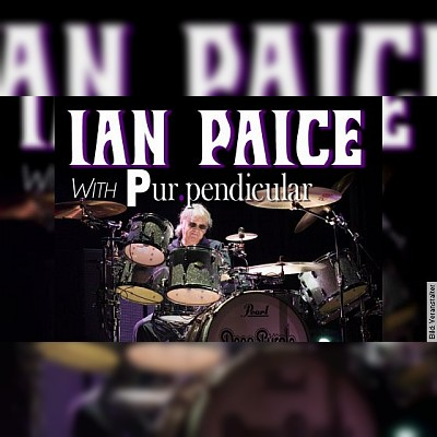 IAN PAICE (DEEP PURPLE) - feat. Purpendicular