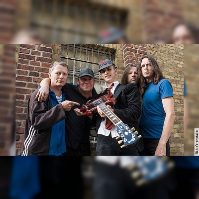 The Jailbreakers - A tribute to AC/DC