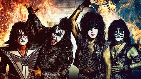 KISS - End Of The Road World Tour 2019