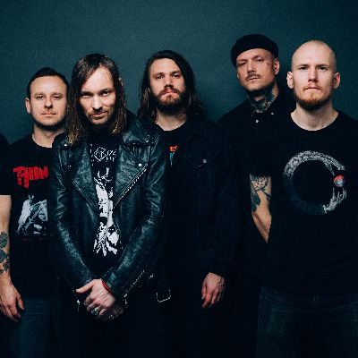 KVELERTAK - TOUR SPLID EUROPE 2022