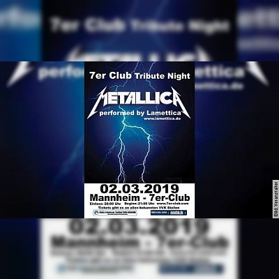 Lamettica - Metallica Tribute
