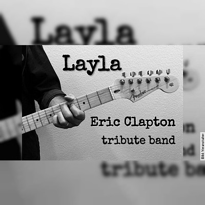 LAYLA - Eric Clapton tribute band