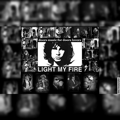 LIGHT MY FIRE - a tribute to The Doors