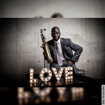 """MACEO PARKER - """"IT'S ALL ABOUT LOVE"""" Tour 2020"""