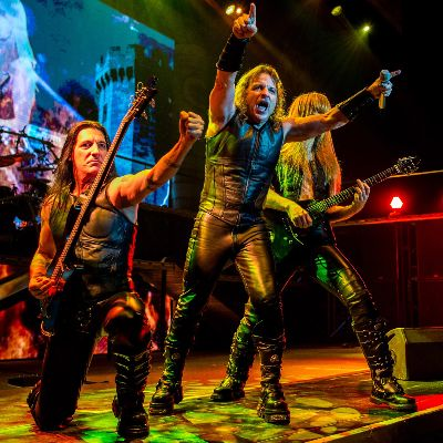 Manowar - 40th Anniversary Tour 2021