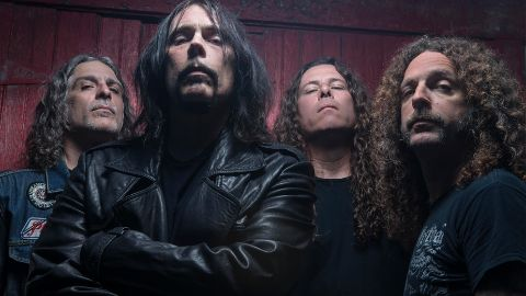 Monster Magnet performing Powertrip