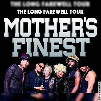 Mother´s Finest - 50 Years Jubilee Tour