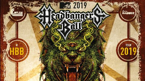 MTV`s Headbangers Ball Tour 2019 - KATAKLYSM / WHITECHAPEL / FLESHGOD APOCALPYSE / DYSCARNATE