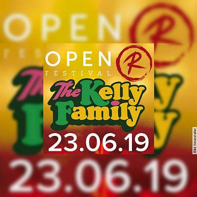 Open R Festival 2019 - The Kelly Family - We Give Love