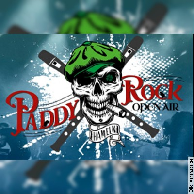PADDY ROCK Open Air 2021 - Tagesticket Freitag