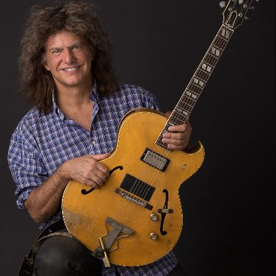 Pat Metheny Side Eye - Jazznights