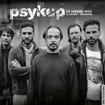 Psykup + Guest - (Club Laiterie)
