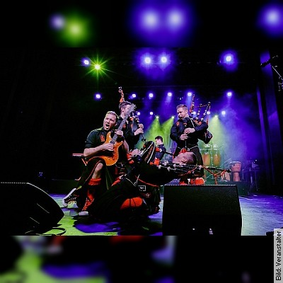 """Red Hot Chilli Pipers - """"Fresh Air"""" World Tour 2021"""