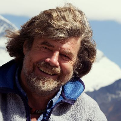 Reinhold Messner: Weltberge - die 4. Dimension