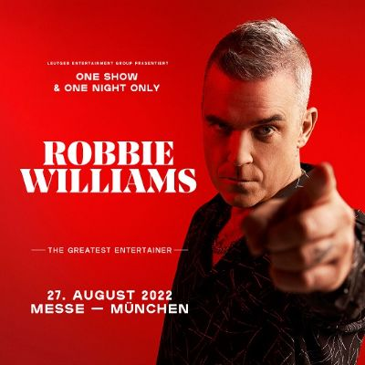 Robbie Williams: One Show & One Night Only