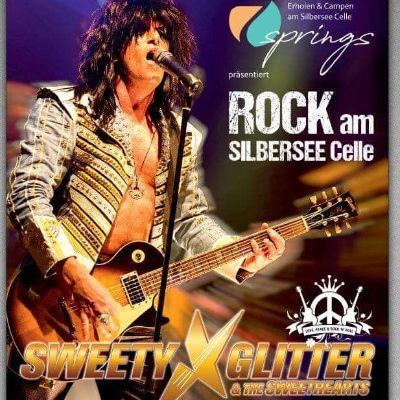 Rock am Silbersee Sweety Glitter + Guest