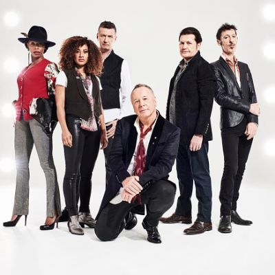 Simple Minds - Celebrating 40 Years of Hits Live