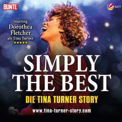 SIMPLY THE BEST - Die Tina Turner Story