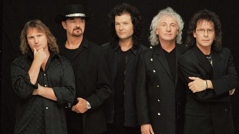 Smokie - 45th Anniversary - Tour 2021