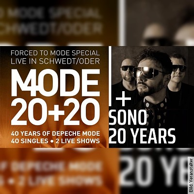 Sono & Forced To Mode Open Air 2020