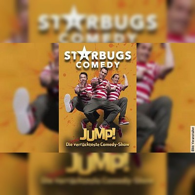 Starbugs Comedy - JUMP!