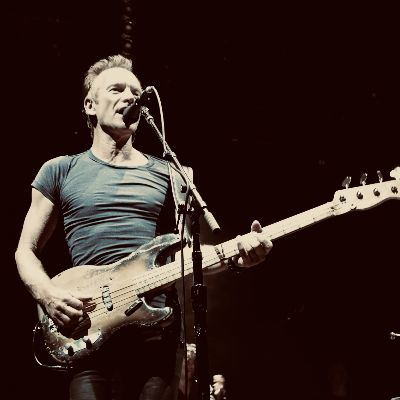 STING - My Songs Tour 2021