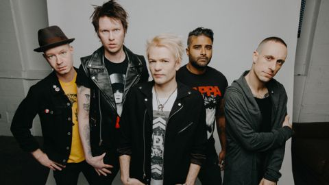 Sum 41 - Order In Decline World Tour