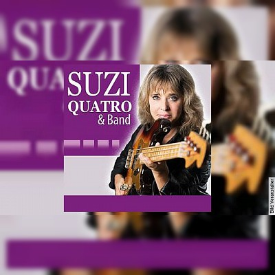 SUZI QUATRO - It´s Only Rock ´N´ Roll Live 2019