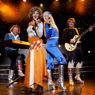 Thank you for the music – Die ABBA-STORY
