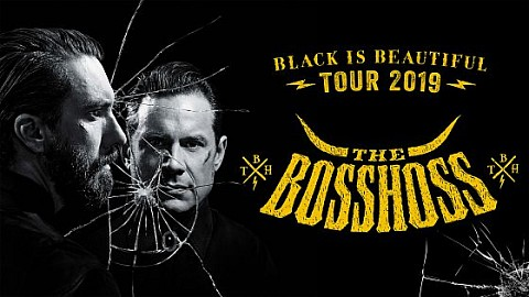The BossHoss - Black Is Beautiful Tour 2019