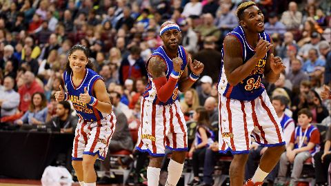 THE HARLEM GLOBETROTTERS - GERMAN TOUR 2020