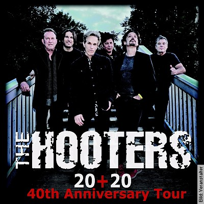 The Hooters - 40th Anniversary Tour - Take Two
