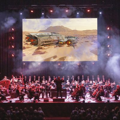 THE MUSIC OF STAR WARS - Live in Concert