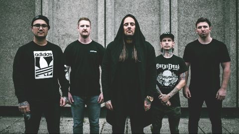 Thy Art Is Murder - Europe MMXXI Tour 2021