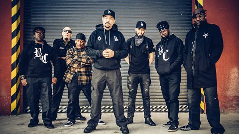 Tollwood 2020: BODY COUNT feat. ICE-T & special guest