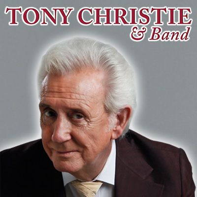 TONY CHRISTIE - The Hits and Pop Nonsense - live mit Band