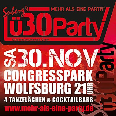 Subergs ü30-Party